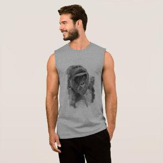 T-shirt Sans Manches Harambe