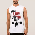 T-shirt Sans Manches How Low Can You Go men's sleeveless shirt