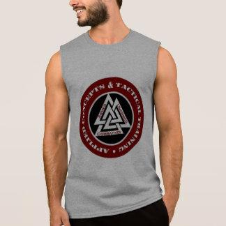 T-shirt Sans Manches Krav Maga - chemise sans manche