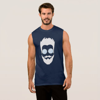 T-shirt Sans Manches La barbe de grand-papa
