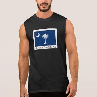 T-shirt Sans Manches La Caroline du Sud