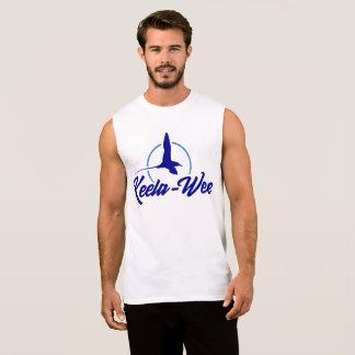 T-shirt Sans Manches Le réservoir des hommes