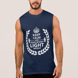 T-shirt Sans Manches Léger