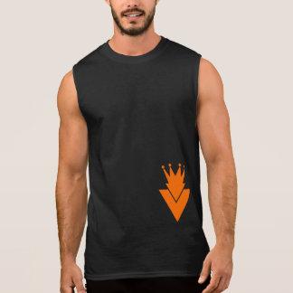 T-shirt Sans Manches LLC d'athlétisme de victoire - chemise du muscle