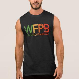 T-shirt Sans Manches Logo de WFPB - chemise sans manche
