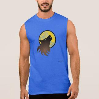 T-shirt Sans Manches Loup 13