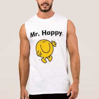 T-shirt Sans Manches M. Happy Is Always Happy de M. Men  