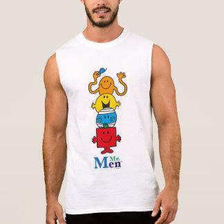 T-shirt Sans Manches M. Men Standing Tall de M. Men  