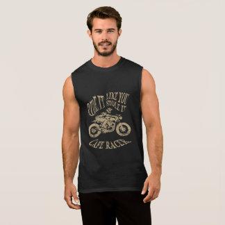 T-shirt Sans Manches Montez-le