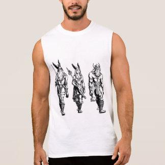 T-shirt Sans Manches Odin, Freyja et Thor