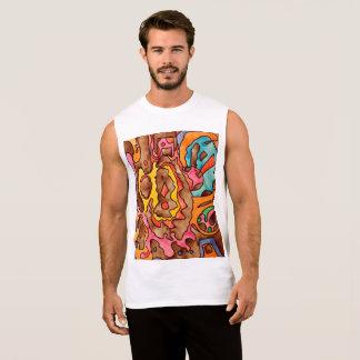 T-shirt Sans Manches ; r1azq00