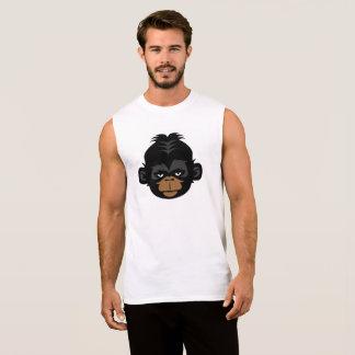 T-shirt Sans Manches Réservoir de gorille [les gorilles sont