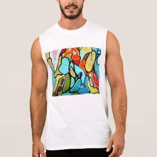 T-shirt Sans Manches réservoir de graffiti
