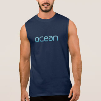 T-SHIRT SANS MANCHES SECOND OCEAN GROUPEMENT SHIRT