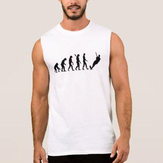 T-shirt Sans Manches Ski d'eau d'évolution