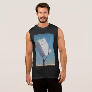 T-shirt Sans Manches Soufre Kelvinator crêté