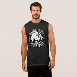 T-shirt Sans Manches Sun lance la vitesse