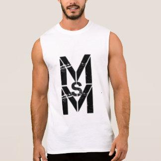 T-shirt Sans Manches Tanktop des hommes