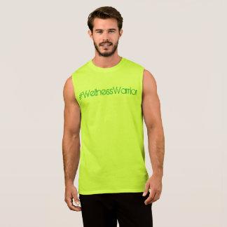 T-shirt Sans Manches Tropicana des hommes de réservoir de guerrier de