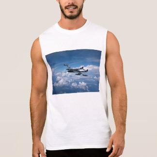 T-shirt Sans Manches Venin de DeHavilland