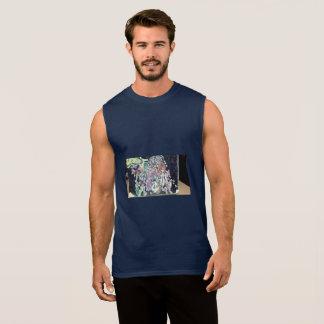 T-shirt Sans Manches Vénus de observation piloter le piège