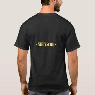 """T-shirt """"Sans musique, la vie soyez une erreur"""" Nietzsche"""
