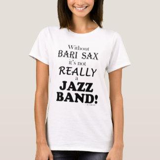 T-shirt Sans saxo de Bari - jazz-band