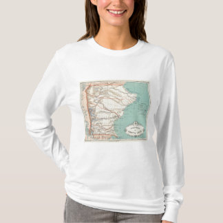 T-shirt Santa Cruz, Argentine