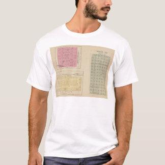T-shirt Santa Fe, Dalton, et asile du sud, le Kansas