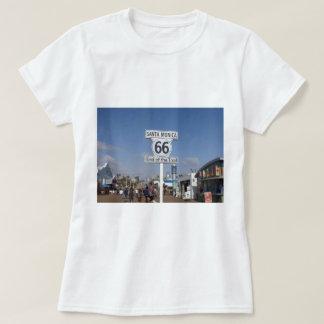 T-shirt Santa Monica, la Californie - droite 66