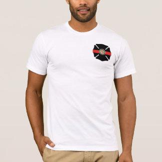 T-shirt Sapeur-pompier de la Géorgie