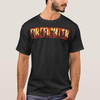 T-shirt Sapeur-pompier T