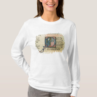 T-shirt Saracen converti par une image de la Vierge