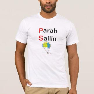 T-shirt Sarah Pailin, ou Para Sailin