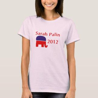 T-shirt Sarah Palin 2012