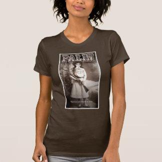 T-shirt Sarah Palin, il y a un nouveau shérif en ville