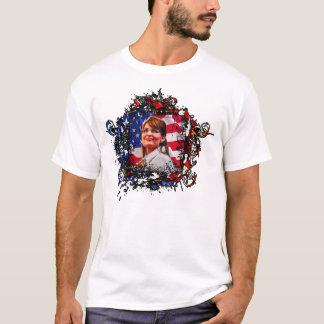 T-shirt Sarah Palin pour 2012