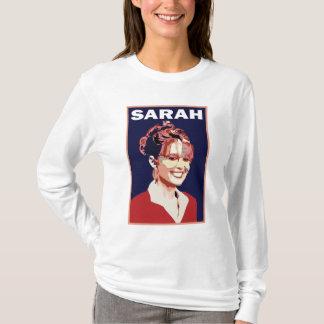T-shirt Sarah Palin - président 2012