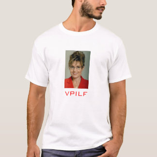 T-shirt Sarah Palin VPILF