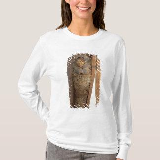 T-shirt Sarcophage et corps momifié de Psametik I (664-