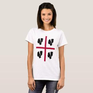 T-shirt Sardegna, 4 plus
