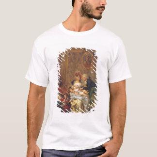 T-shirt Satisfaction de mariage ou, la famille heureuse