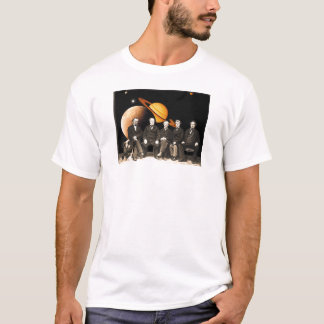 T-shirt Saturn brothers