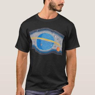 T-shirt Saturn T