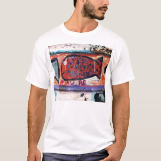 T-shirt Saumon