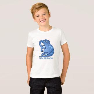 T-shirt Sauropod de bébé