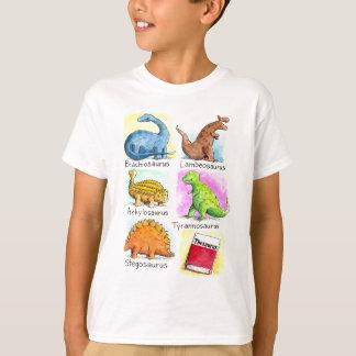 T-shirt sauruses