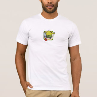 T-shirt Saut de griffonnage