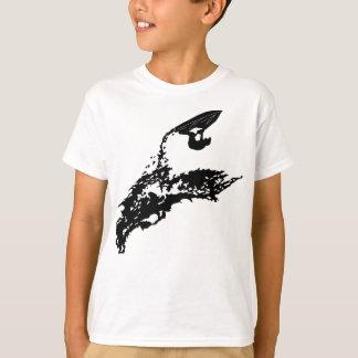 T-shirt Saut de ski de jet grand