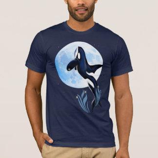 T-shirt Saut des chemises d'orque et de lune